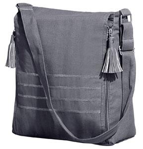 Wickeltasche aus Baumwolle