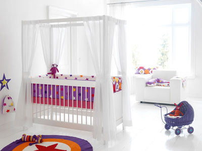 sch nes f r babys zimmer. Black Bedroom Furniture Sets. Home Design Ideas