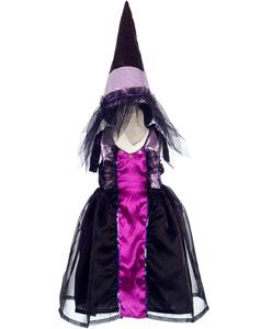 Hexen-Kostüm-Set WHITHNEY