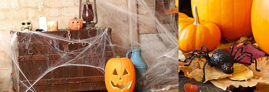 Schaurig schöne Halloween-Deko