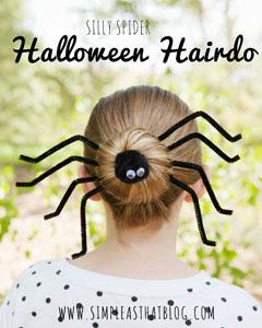 Halloween-Frisur 2