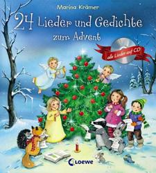 Alternativ für die Kleinsten: 24 Lieder und Gedichte zum Advent
