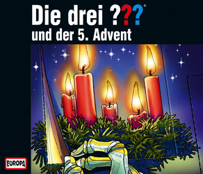 10. Für Große: Die drei ??? und der 5. Advent