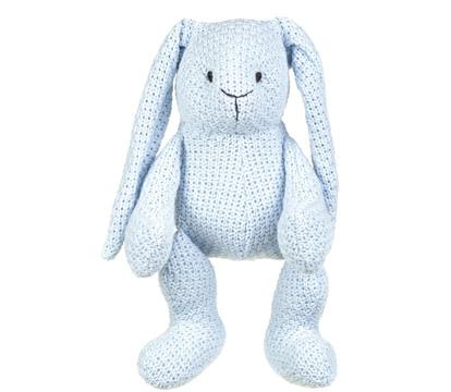 Kaninchen gestrickt