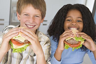 gesundes fast food aus mamas oder papas k che. Black Bedroom Furniture Sets. Home Design Ideas