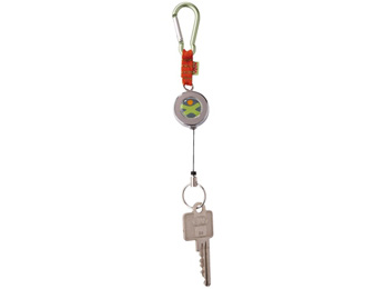 Praktischer Schlüsselanhänger