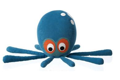Quirliger Octopuss
