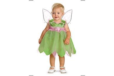 Babykostüm Tinker Bell
