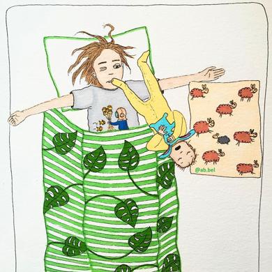Schöner Schlafen