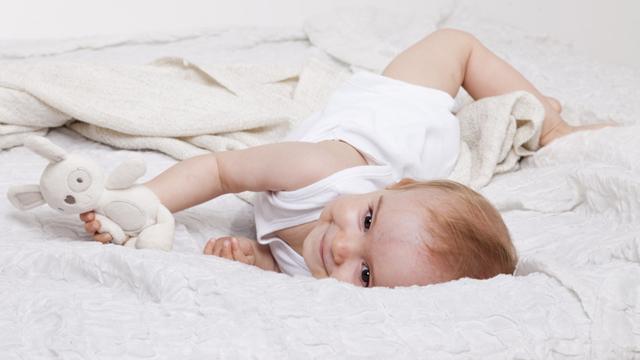 baby entwicklungskalender das erste lebensjahr. Black Bedroom Furniture Sets. Home Design Ideas