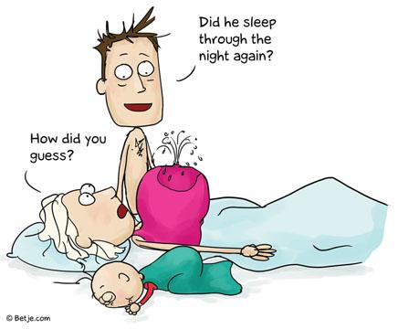 Endlich durchschlafen!
