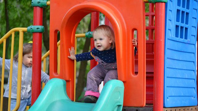 8. Cool bleiben, wenn die wackelige Zweijährige