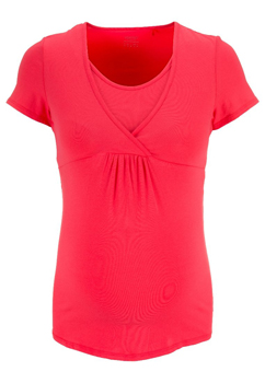 Pinkes Stillshirt von Esprit Maternity