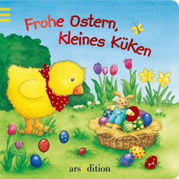 Frohe Ostern, kleines Küken