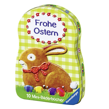 Mini-Bilderspaß: Frohe Ostern