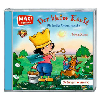 Der kleine König: Die lustige Ostereisuche