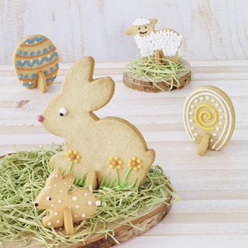 Ausstechformen-Set Ostern