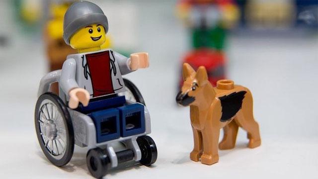 Lego auf Rädern