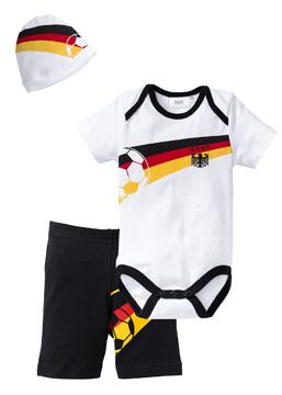 Deutschland-Set für Babys
