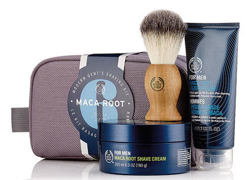 Modern Gent's Shaving Kit von The Body Shop