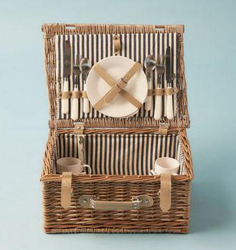 Picknickkorb von Butlers