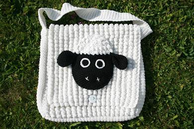 Shaun das Schaf Handtasche