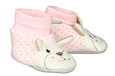 Baby-Schuhe Hase Hoppel
