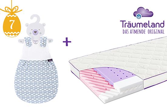 Matratzen und Schlafsäcke von Träumeland