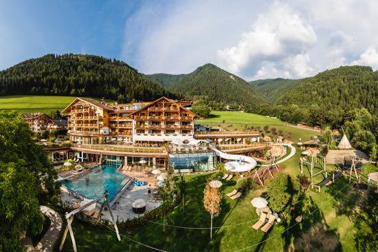 Familienurlaub deluxe in Südtirol