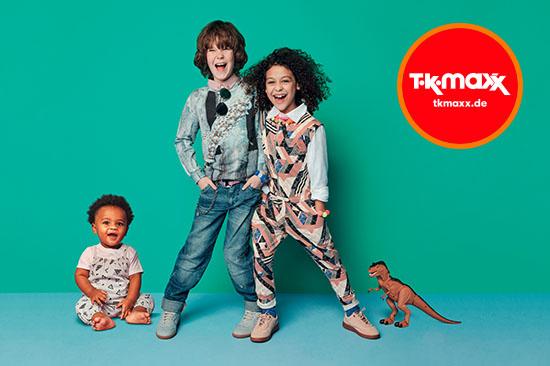 TK Maxx Shopping-Gutscheine